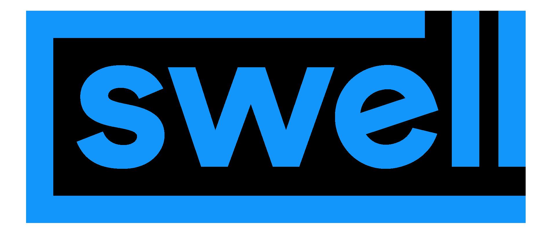 Swell logo rgb blue