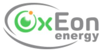 Oxeon energy