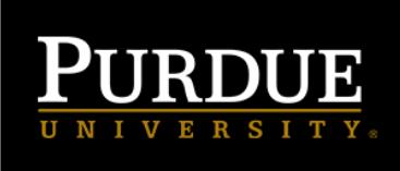 Purdue univ logo