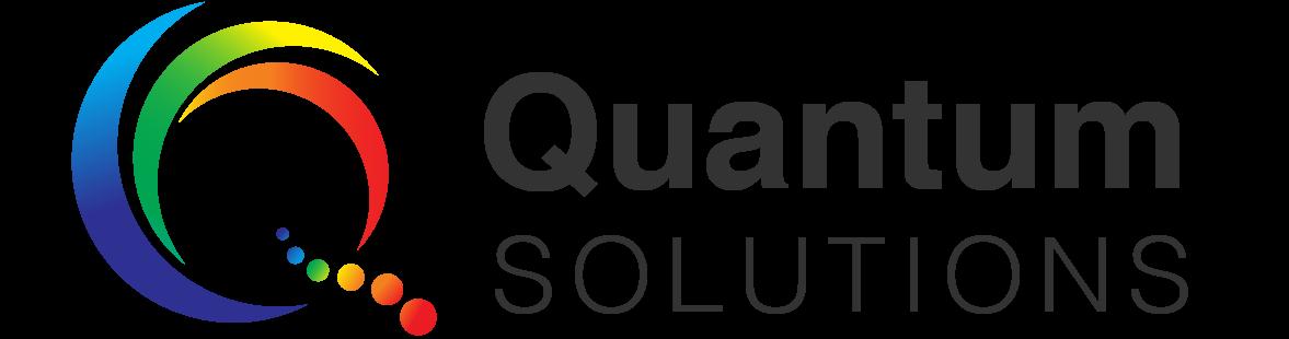 Quantum solutions logo 3