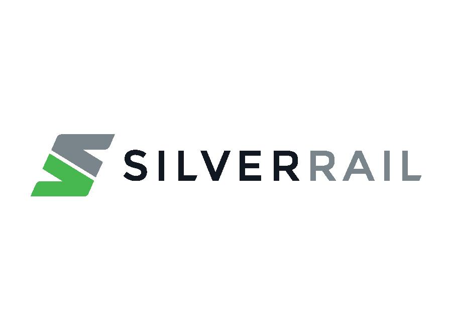 Logo silver rail