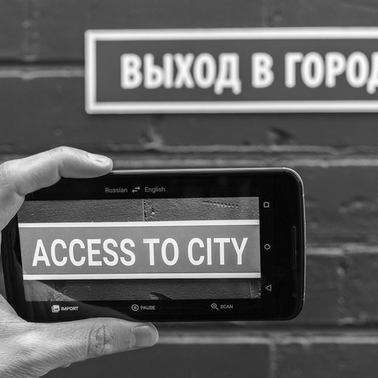 Google translate word lens